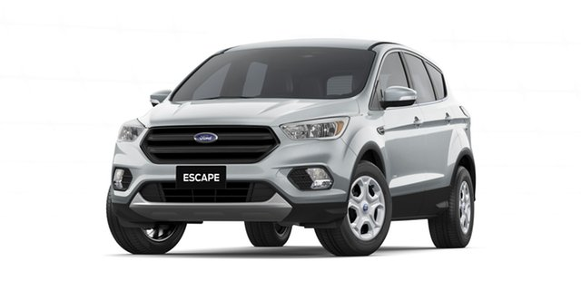 New Ford Escape ZG 2018.00MY Ambiente 2WD, 2018 Ford Escape ZG 2018.00MY Ambiente 2WD Moondust Silver 6 Speed Manual Wagon