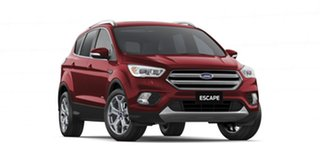 2019 Ford Escape ZG 2019.75MY Titanium AWD Ruby Red 6 Speed Sports Automatic Wagon.