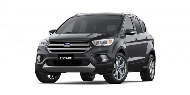 New Ford Escape ZG 2019.25MY Titanium PwrShift AWD, 2019 Ford Escape ZG 2019.25MY Titanium PwrShift AWD Magnetic 6 Speed Sports Automatic Dual Clutch