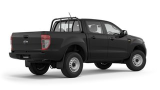 2019 Ford Ranger PX MkIII 2019.75MY XL Pick-up Double Cab 4x2 Hi-Rider Black 6 Speed.