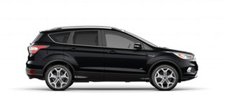 2019 Ford Escape ZG 2019.75MY Titanium AWD Shadow Black 6 Speed Sports Automatic Wagon.