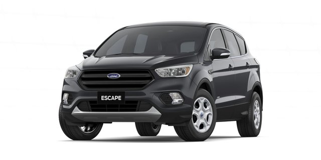 New Ford Escape ZG 2018.75MY Ambiente 2WD, 2018 Ford Escape ZG 2018.75MY Ambiente 2WD Magnetic 6 Speed Sports Automatic Wagon