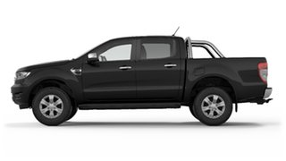 2020 Ford Ranger PX MkIII 2020.25MY XLT Shadow Black 6 Speed Sports Automatic Double Cab Pick Up.