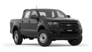 2020 Ford Ranger PX MkIII 2020.25MY XL Pick-up Double Cab Shadow Black 6 Speed Sports Automatic.
