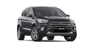 2019 Ford Escape ZG 2019.25MY Titanium PwrShift AWD Magnetic 6 Speed Sports Automatic Dual Clutch.