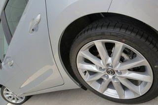 2018 Mazda 3 BN5238 SP25 SKYACTIV-Drive Sonic Silver 6 Speed Sports Automatic Sedan