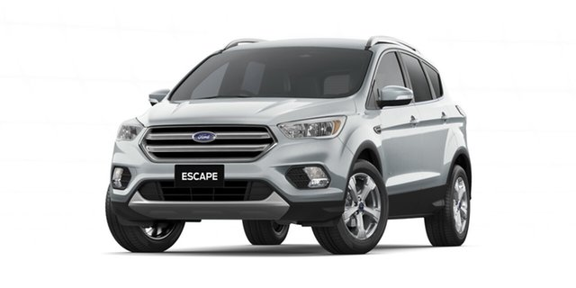 New Ford Escape ZG 2019.25MY Trend PwrShift AWD, 2019 Ford Escape ZG 2019.25MY Trend PwrShift AWD Moondust Silver 6 Speed