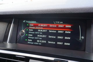 2014 BMW X4 F26 xDrive30d Steptronic Carbon Black Metallic 8 Speed Automatic Wagon