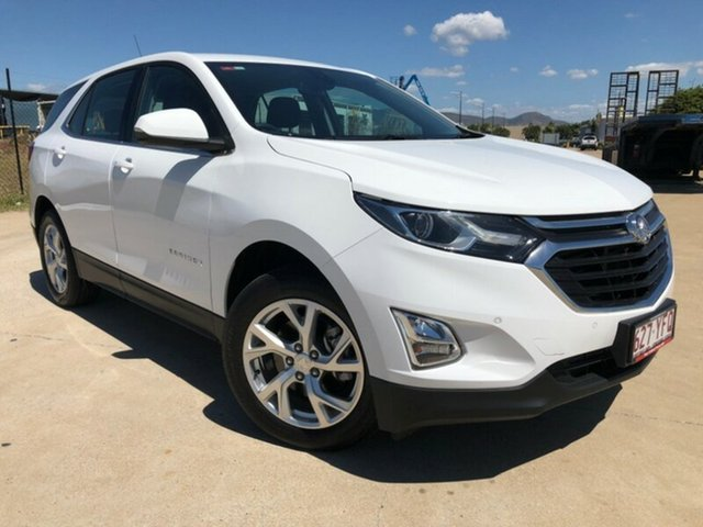 Used Holden Equinox EQ MY18 LT FWD, 2018 Holden Equinox EQ MY18 LT FWD Summit White 9 Speed Sports Automatic Wagon