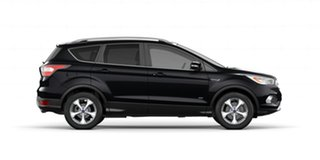 2019 Ford Escape ZG 2019.25MY Trend PwrShift AWD Black 6 Speed Sports Automatic Dual Clutch Wagon