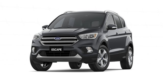 New Ford Escape ZG 2018.75MY Trend AWD, 2018 Ford Escape ZG 2018.75MY Trend AWD Magnetic 6 Speed Sports Automatic SUV