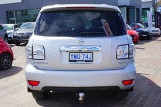 2013 Nissan Patrol Y62 TI-L Silver 7 Speed Sports Automatic Wagon