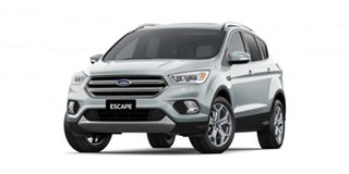 2019 Ford Escape ZG 2019.75MY Titanium AWD Moondust Silver 6 Speed Sports Automatic Wagon.