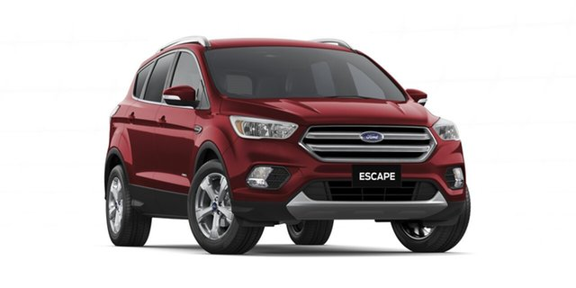 New Ford Escape ZG 2019.25MY Trend PwrShift AWD, 2019 Ford Escape ZG 2019.25MY Trend PwrShift AWD Ruby Red 6 Speed Sports Automatic Dual Clutch Wagon