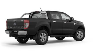 2019 Ford Ranger PX MkIII 2019.75MY XLT Pick-up Double Cab Black 10 Speed Sports Automatic Utility.