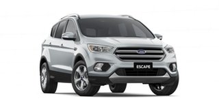 2019 Ford Escape ZG 2019.25MY Trend PwrShift AWD Moondust Silver 6 Speed.