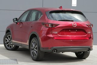 2018 Mazda CX-5 KF4W2A GT SKYACTIV-Drive i-ACTIV AWD Soul Red Crystal 6 Speed Sports Automatic Wagon