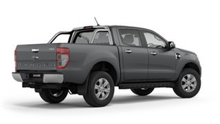 2019 Ford Ranger PX MkIII 2019.75MY XLT Pick-up Double Cab Grey 10 Speed Sports Automatic Utility.