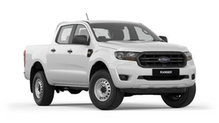 2020 Ford Ranger PX MkIII 2020.25MY XL Pick-up Double Cab Arctic White 6 Speed Sports Automatic.