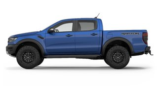 2020 Ford Ranger PX MkIII 2020.25MY Raptor Pick-up Double Cab Ford Performance Blue 10 Speed