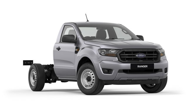 New Ford Ranger PX MkIII 2019.00MY XL, 2019 Ford Ranger PX MkIII 2019.00MY XL Aluminium 6 Speed Sports Automatic Cab Chassis