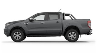 2019 Ford Ranger PX MkIII 2019.75MY XLT Pick-up Double Cab Meteor Grey 10 Speed Sports Automatic.
