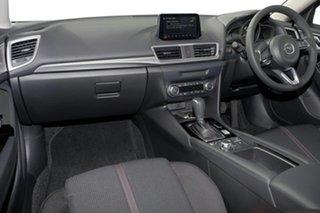 2019 Mazda 3 BN5478 Maxx SKYACTIV-Drive Sport White Pearl 6 Speed Sports Automatic Hatchback
