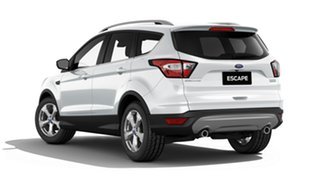 2019 Ford Escape ZG 2019.25MY Trend PwrShift AWD White 6 Speed Sports Automatic Dual Clutch Wagon.