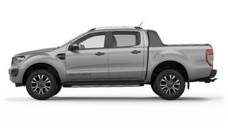 2019 Ford Ranger PX MkIII 2019.75MY Wildtrak Pick-up Double Cab Aluminium 6 Speed Sports Automatic