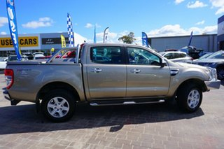 2014 Ford Ranger PX XLT Super Cab 4x2 Hi-Rider Gold 6 Speed Sports Automatic Utility