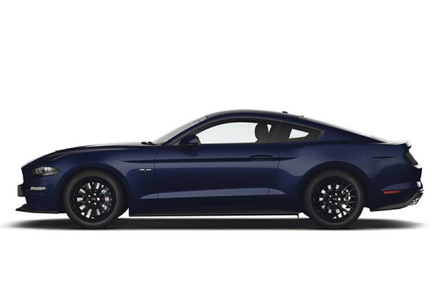 New Ford Mustang FN MY18 GT Fastback SelectShift, 2018 Ford Mustang FN MY18 GT Fastback SelectShift Kona Blue 10 Speed Sports Automatic Fastback