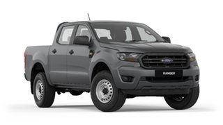 2019 Ford Ranger PX MkIII 2019.75MY XL Pick-up Double Cab Meteor Grey 6 Speed Sports Automatic.