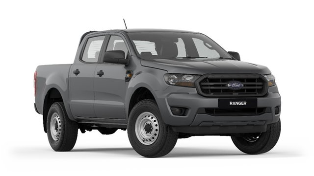 New Ford Ranger PX MkIII 2019.00MY XL Pick-up Double Cab, 2018 Ford Ranger PX MkIII 2019.00MY XL Pick-up Double Cab Magnetic 6 Speed Sports Automatic Utility