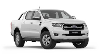 2020 Ford Ranger PX MkIII 2021.25MY XLT White 6 Speed Sports Automatic Utility