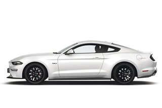 2018 Ford Mustang FN 2018MY GT Fastback Oxford White 6 Speed Manual Fastback.