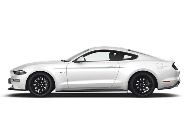 New Ford Mustang FN MY18 GT Fastback, 2018 Ford Mustang FN MY18 GT Fastback Oxford White 6 Speed Manual Fastback