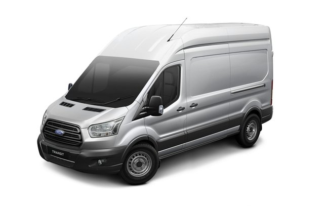 New Ford Transit VO 2018.75MY 350L Mid Roof LWB, 2018 Ford Transit VO 2018.75MY 350L Mid Roof LWB Frozen White 6 Speed Manual Van