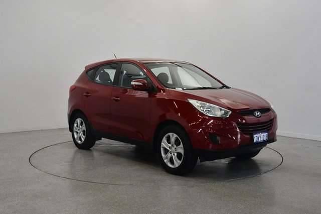 Used Hyundai ix35 LM MY12 Active, 2012 Hyundai ix35 LM MY12 Active Remington Red 6 Speed Sports Automatic Wagon