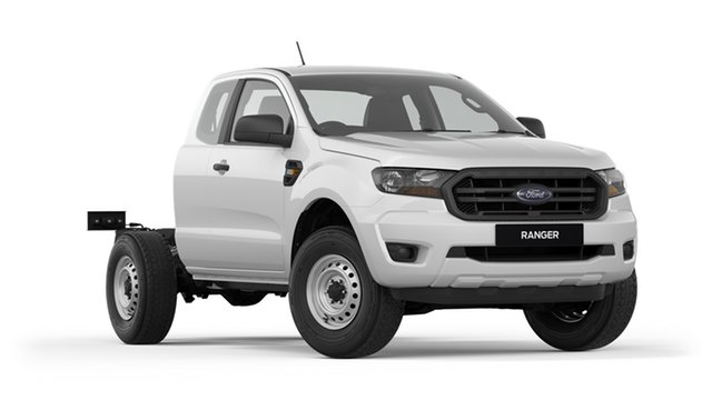 New Ford Ranger PX MkIII 2019.00MY XL Super Cab 4x2 Hi-Rider, 2018 Ford Ranger PX MkIII 2019.00MY XL Super Cab 4x2 Hi-Rider Cool White 6 Speed Sports Automatic