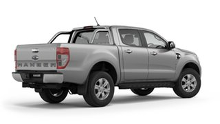 2020 Ford Ranger PX MkIII 2020.75MY XLT Aluminium 10 Speed Sports Automatic Double Cab Pick Up.