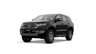 2019 Ford Everest UA II 2019.00MY Trend 4WD Black 6 Speed Sports Automatic Wagon.