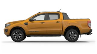 2019 Ford Ranger PX MkIII 2019.75MY Wildtrak Pick-up Double Cab Gold 6 Speed Sports Automatic