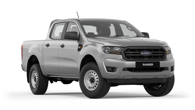 New Ford Ranger PX MkIII 2019.00MY XL Pick-up Double Cab 4x2 Hi-Rider, 2018 Ford Ranger PX MkIII 2019.00MY XL Pick-up Double Cab 4x2 Hi-Rider Ingot Silver 6 Speed