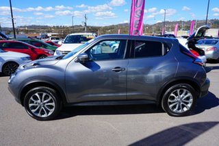 2017 Nissan Juke F15 Series 2 Ti-S X-tronic AWD Grey 1 Speed Constant Variable Hatchback