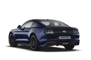2018 Ford Mustang FN 2019MY GT Fastback SelectShift RWD Kona Blue 10 Speed Sports Automatic Fastback.
