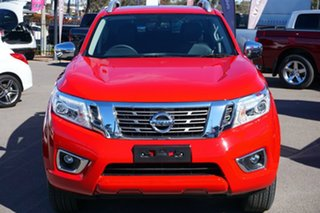 2018 Nissan Navara D23 S3 ST-X Red 7 Speed Sports Automatic Utility.