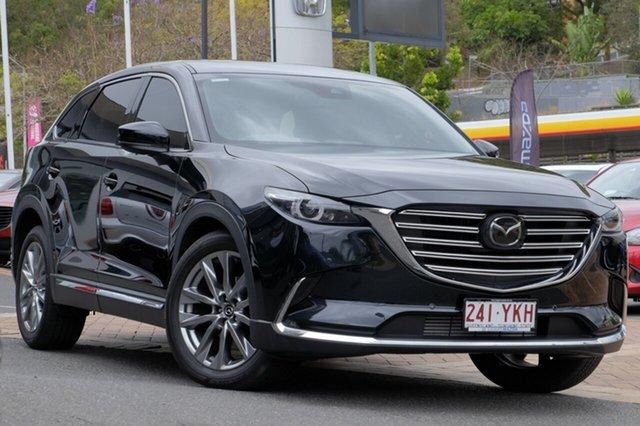 Demo Mazda CX-9 TC Azami SKYACTIV-Drive i-ACTIV AWD, 2018 Mazda CX-9 TC Azami SKYACTIV-Drive i-ACTIV AWD Jet Black 6 Speed Sports Automatic Wagon
