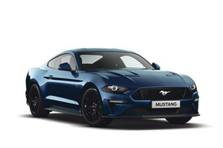2019 Ford Mustang FN 2019MY GT Fastback SelectShift RWD Blue 10 Speed Sports Automatic Fastback.