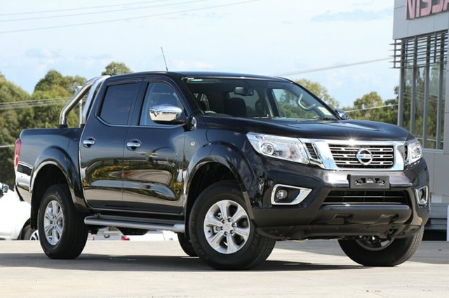 New Nissan Navara D23 S3 ST, 2018 Nissan Navara D23 S3 ST Ebony 7 Speed Sports Automatic Utility