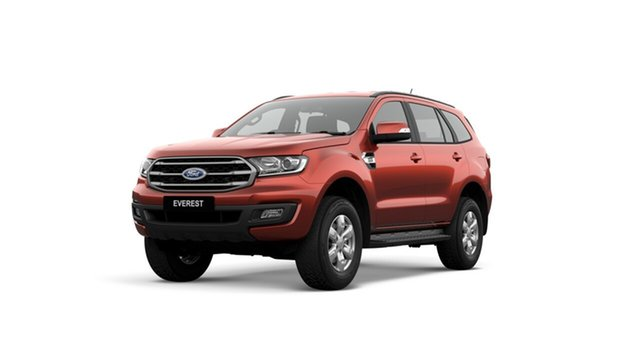 New Ford Everest UA II 2019.75MY Ambiente 4WD, 2019 Ford Everest UA II 2019.75MY Ambiente 4WD Sunset 6 Speed Sports Automatic Wagon